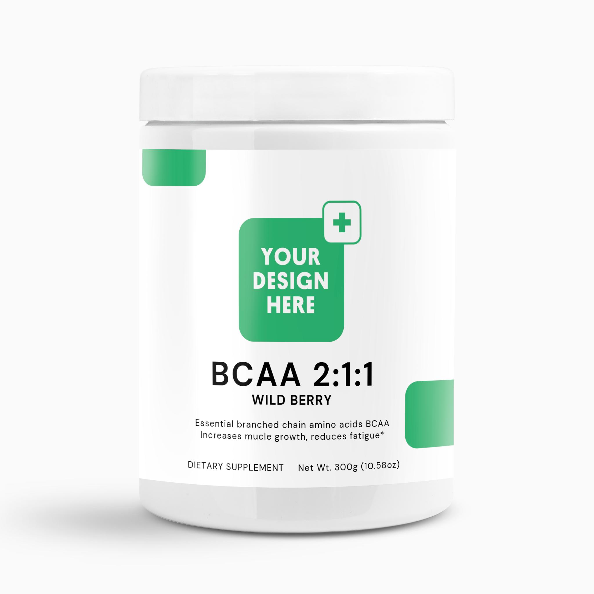 BCAA 2:1:1